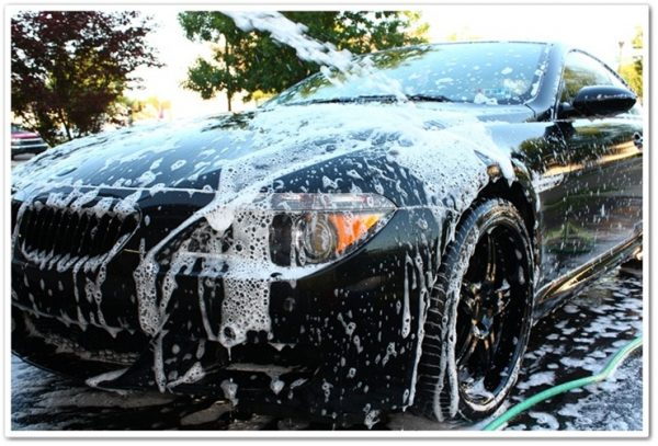 Gold Coast Car cleaning