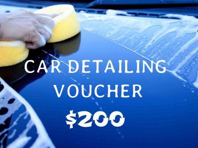 coomera car detailing voucher