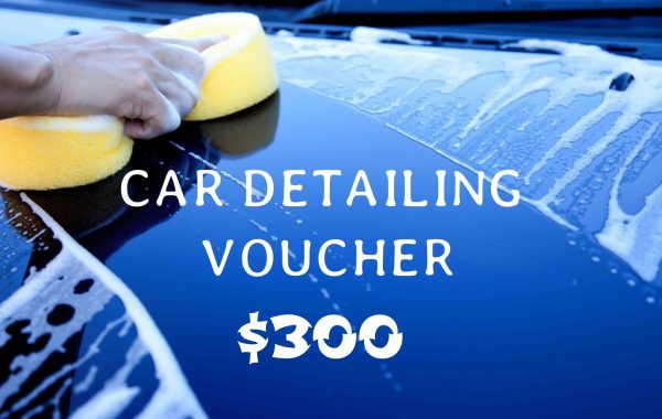 oxenford car detailing Voucher